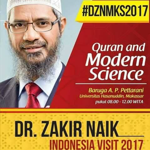 quran and modern science zakir naik pdf indonesia