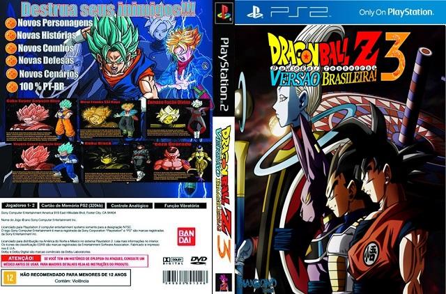 Baixar - Dragon Ball Z Budokai Tenkaichi 3 - Dublado PT-BR