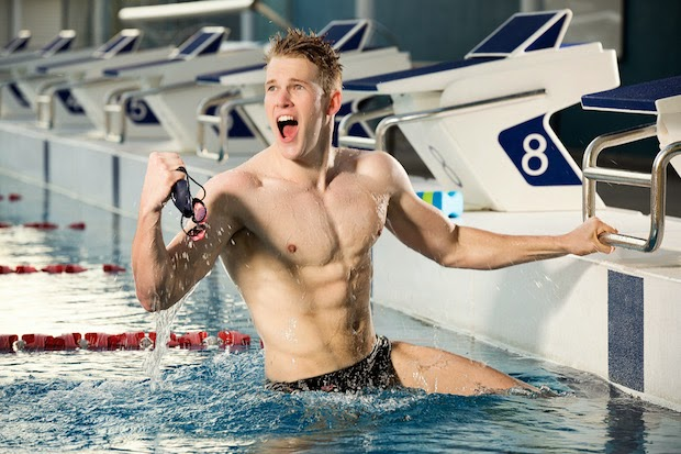 25. Fitness Athletic Swimmer Photography