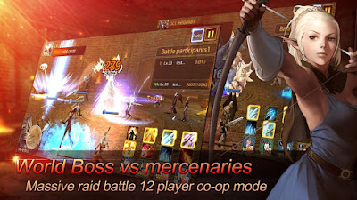 White Empire v 1.0.4 Mod Apk (ATTACK / DEFENCE / HEALTH)