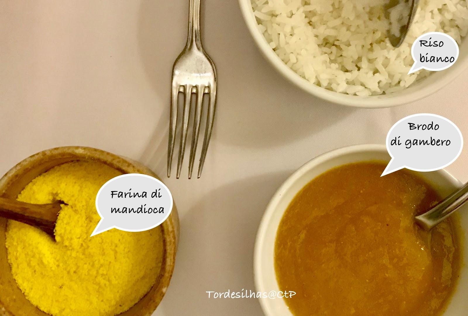 Ristorante Tordesilhas - Cucina Brasiliana  alessandra ruggeri