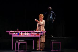 Théâtre : Darius, de Jean-Benoît Patricot - Avec Clémentine Célarié, Dominique Pinon - Comédie des Champs Elysées