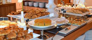 QSN: Excesivos dulces en el buffet de desayuno