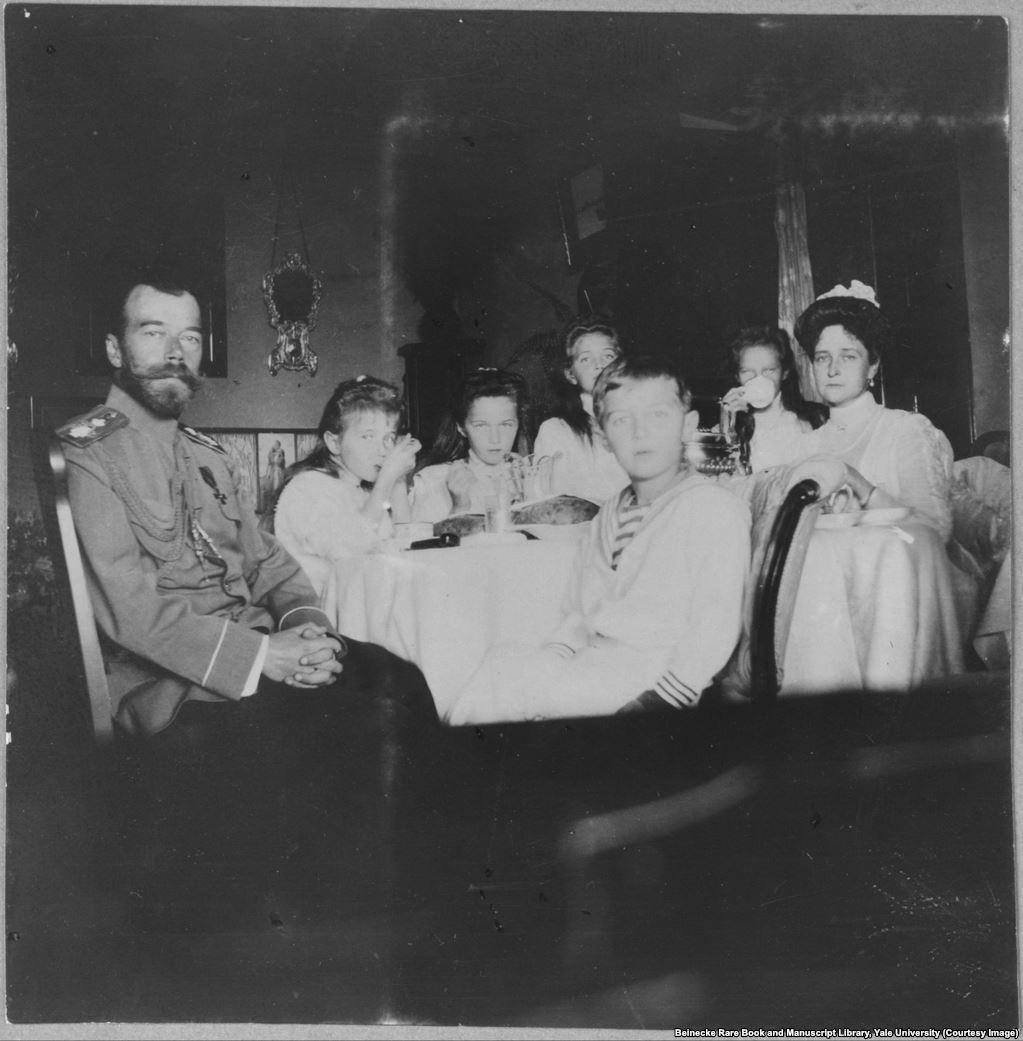 Romanov Family Execution Room