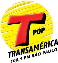 Ouvir agora Rádio Transamérica 100.1 FM - São Paulo / SP