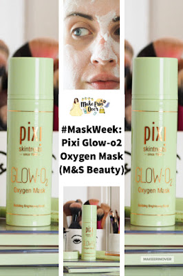 #MaskWeek: Pixi Glow-o2 Oxygen Mask* (M&S Beauty)