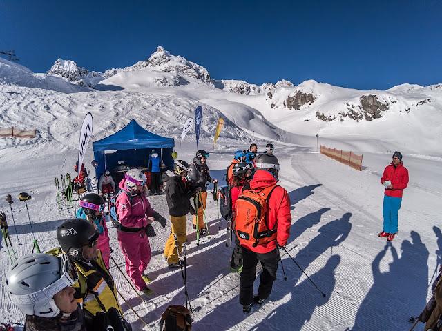 Freeride Ski Saison 2018/19