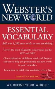 Webster Essential Vocabulary
