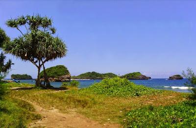 Keindahan Pantai Peh pulo