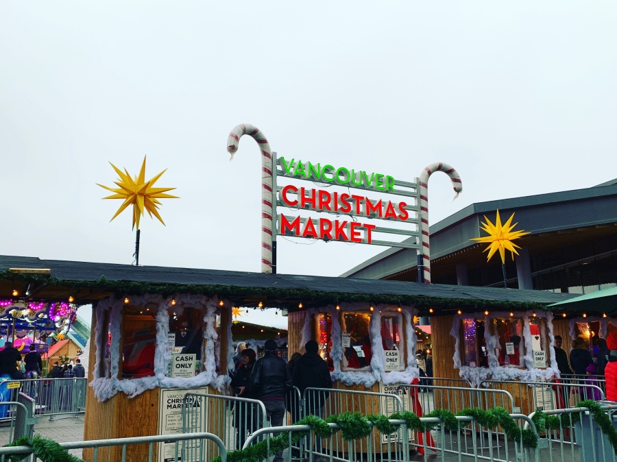 Daniel Travel: 【溫哥華自由行】自由行攻略2019 - 溫哥華必到景點好去處 + 美食推介 - Vancouver Christmas Market