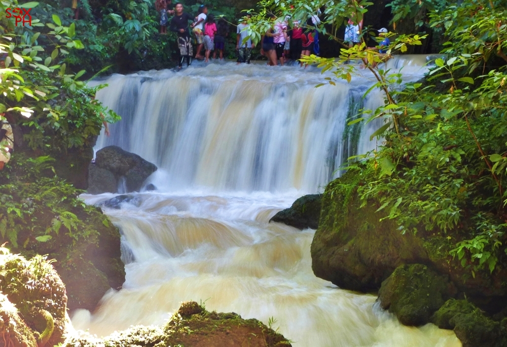Panigan Falls in Esperanza, Sultan Kudarat