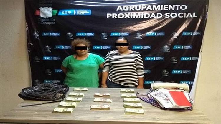 Detienen a panistas con $330 mil en efectivo en Torreón