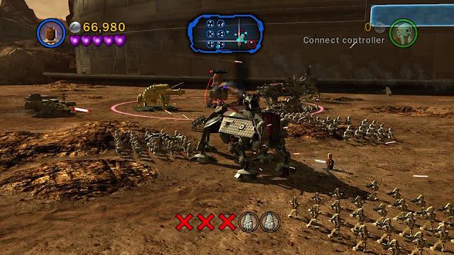 LEGO Star Wars III The Clone Wars PC Full Version Screenshot 1