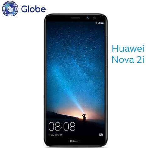 Huawei Nova 2i Via Globe Postpaid