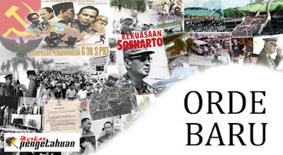 Sejarah Lahirnya Pemerintahan Orde Baru