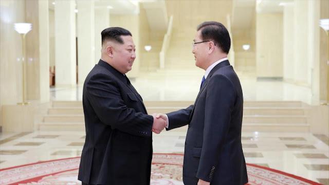 Pyongyang y Seúl avanzan hacia la reconciliación intercoreana