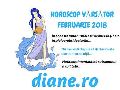 Horoscop Vărsător februarie 2018