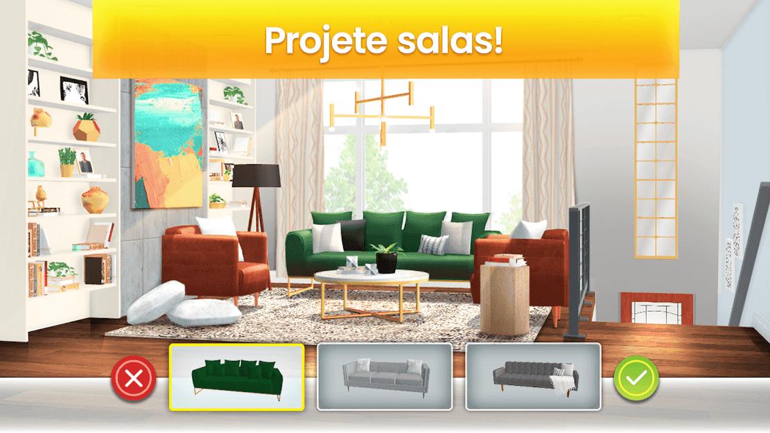 Property Brothers Home Design MOD Dinheiro Infinito v 2.1.3g