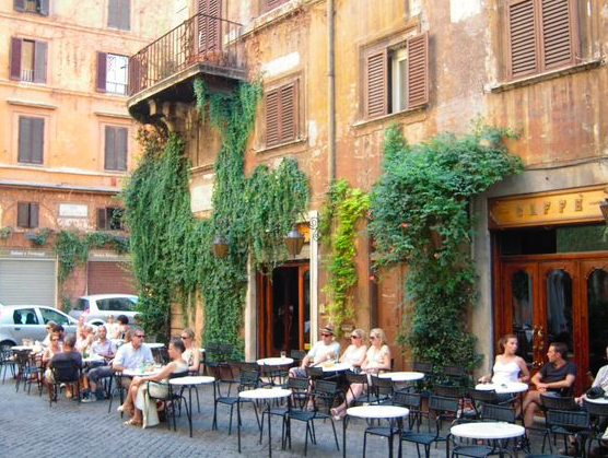 Piazza Sant'Eustachio roma