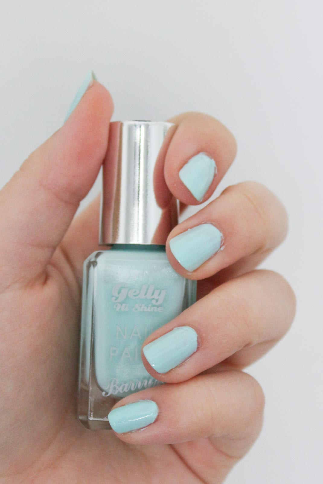 Barry M Gelly Hi Shine In Sugar Apple | Cate Renée