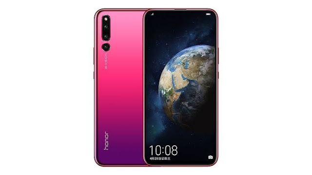 HONOR MAGIC 2 HAS LAUNCH WITH SIX CAMERA AND IN DISPLAY FINGERPRINT