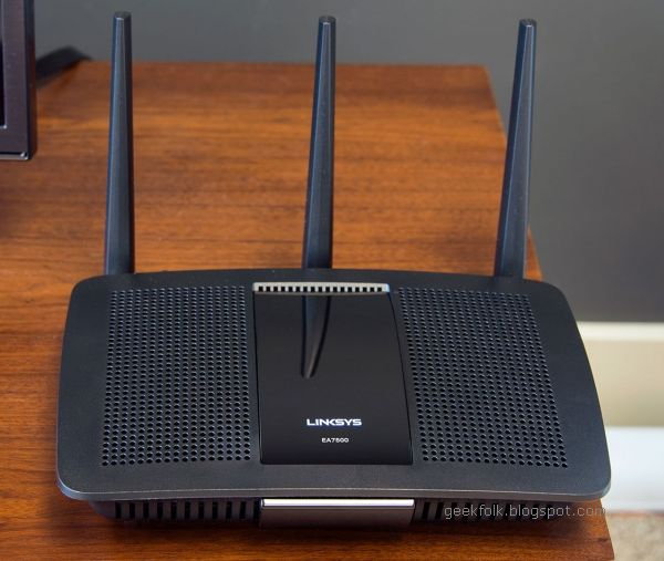 Linksys Max-Stream EA7500 AC1900 MU-MIMO Router
