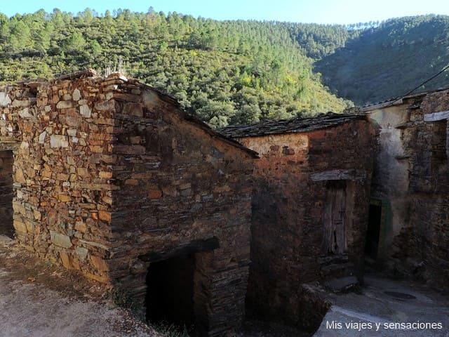 Riomalo de Arriba, Hurdes, Extremadura