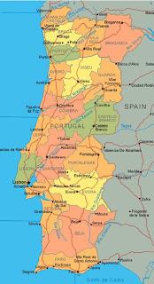 Cartina Dettagliata Del Portogallo.Economia Economia Politica 6 In Europa Dal 1971 Al 2014