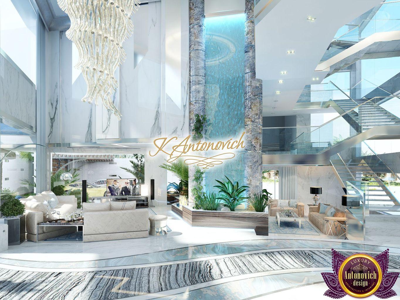 Luxury antonovich design uae for Top 10 interior design companies dubai