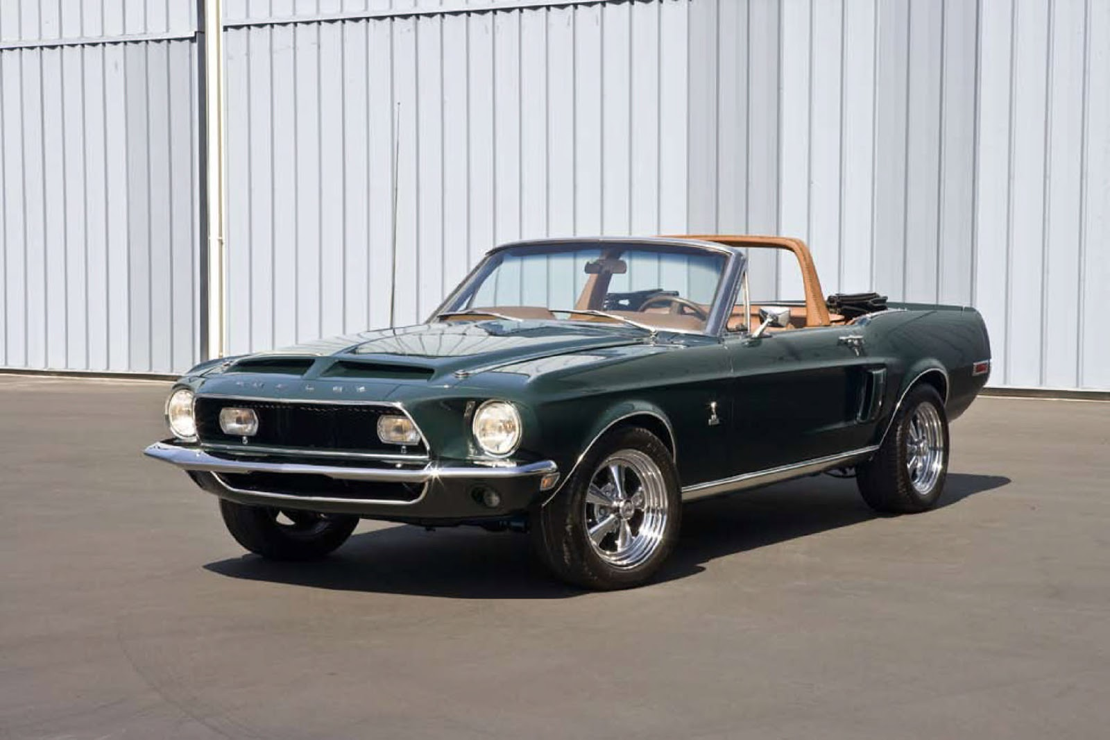 1968 ford mustang shelby gt500 convertible for sale. Black Bedroom Furniture Sets. Home Design Ideas