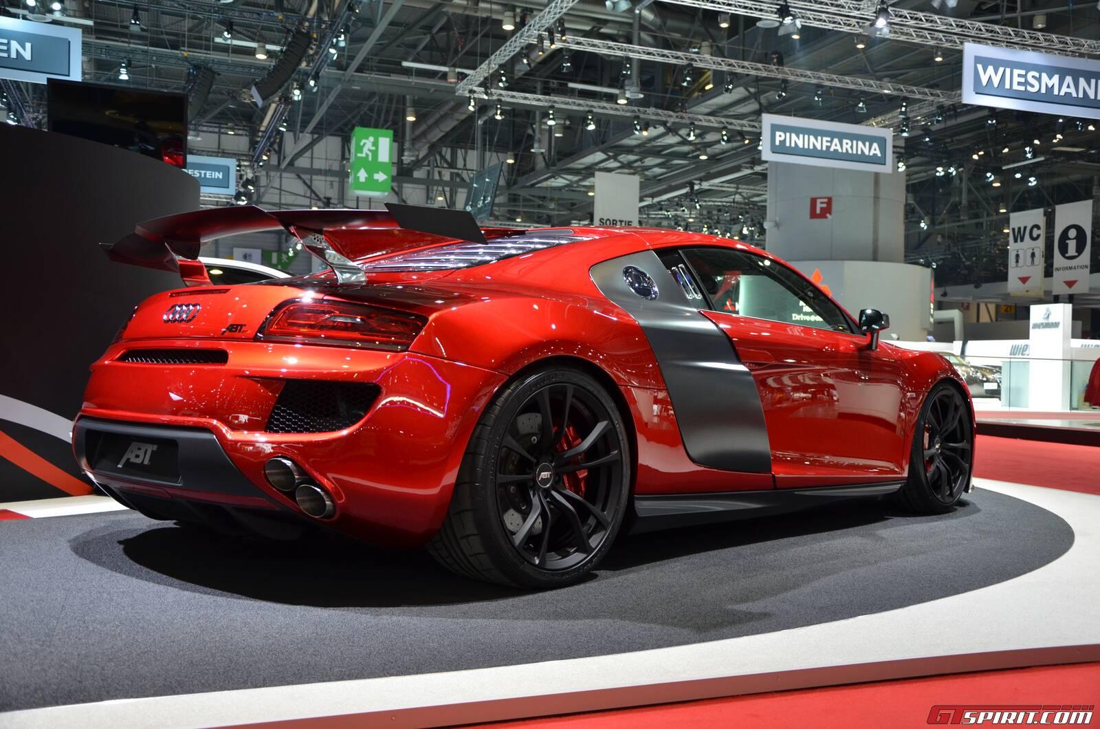 2013 Audi R8 V10 by ABT
