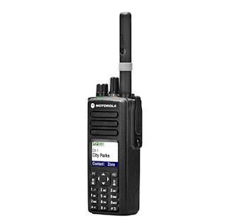 Spesifikasi Handy Talky Motorola XiR P8660/P8668 Portable Two Way Radio