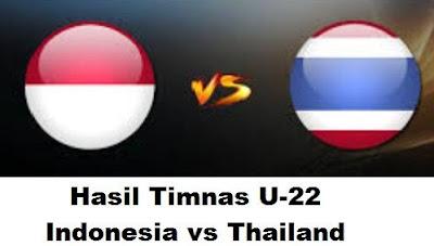 Alhamdulillah akhirnya Indonesia meraih kemenangan dalam Final Piala AFF U Hasil Pertandingan Timnas U-22 Indonesia vs Thailand di Final Piala AFF 2020 Skor 2-1