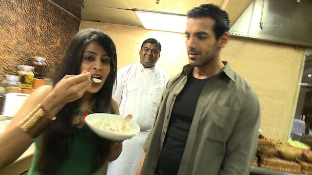 UTV Stars spends a day with Bollywood hunk John Abraham on Breakfast to Dinner