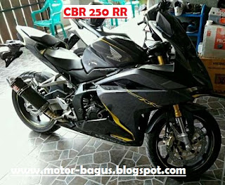 Harga pasaran motor Honda CBR 250 RR bekas