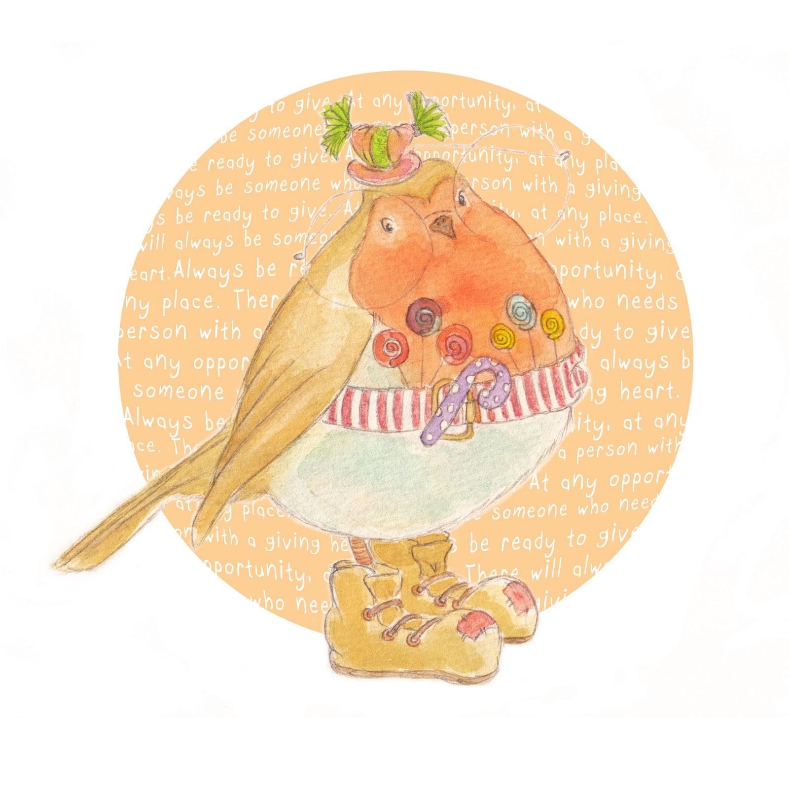 Itching Illustrator: My Portfolio