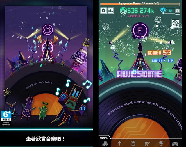 Groove Planet 節奏星球 Apk