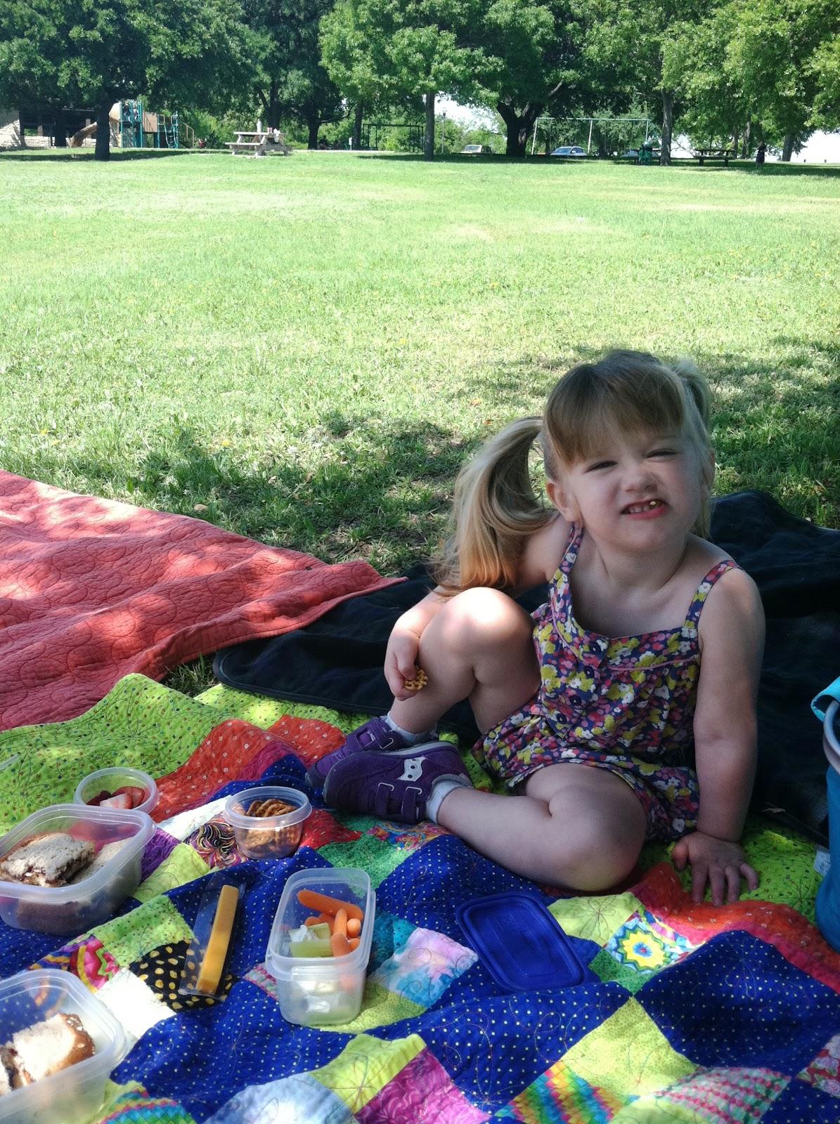 Bare picnic