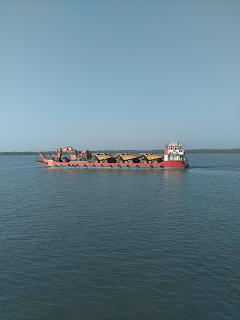 Prosedur Discharge Minyak CPO Di Kapal Tongkang Minyak