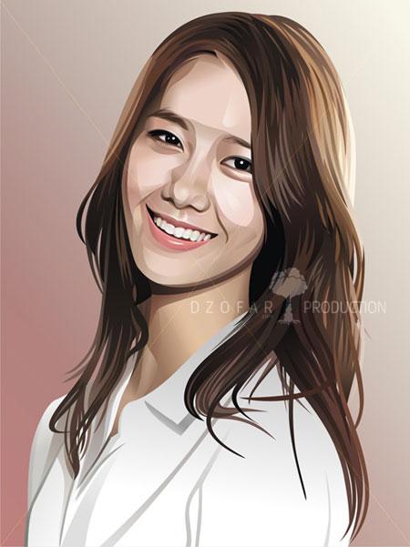 Vector Real Yoona