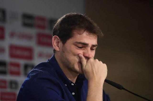 """""""Casillas muốn đi nhưng tôi luôn bị đổ lỗi"""""""