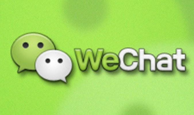 Aplikasi Pesan Singkat - WeChat