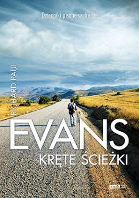 Kręte ścieżki, Evans, recenzja, ArtMagda, subiektywnie