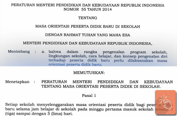 Image Result For Download Permendikbud Mopdb