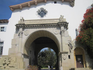 Courthouse Archway.