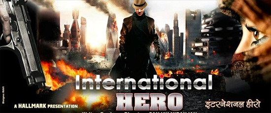 International Hero 2015 Hindi Movie Download