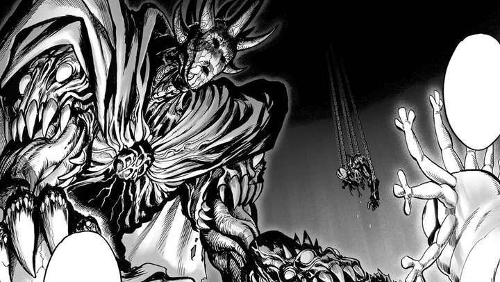 One-Punch Man Hints At New Villain To Challenge Saitama
