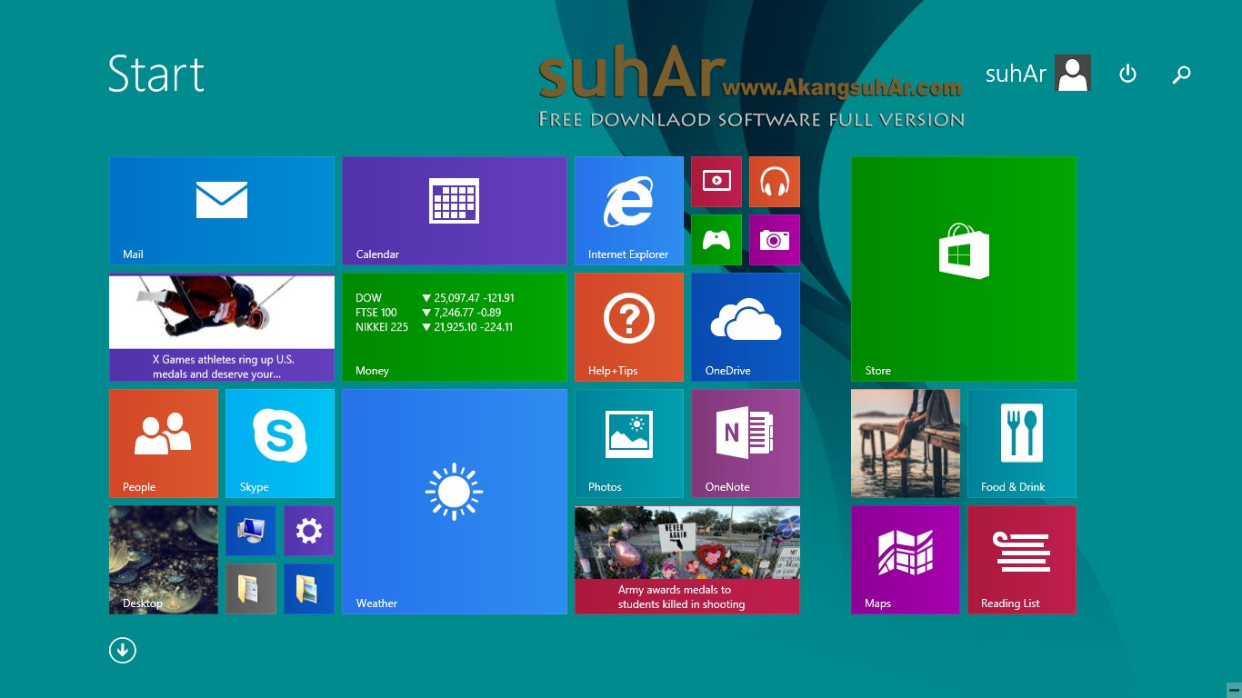 Free Download Windows 8.1 Professional Full Version