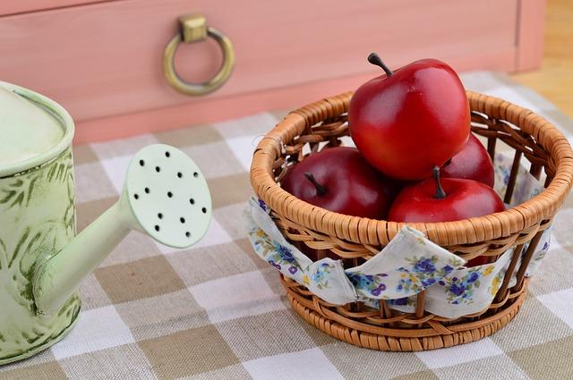 salsa de puré de manzana, receta casera con manzanas