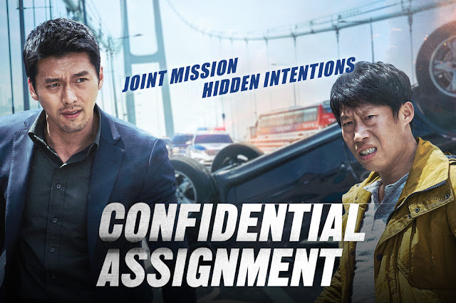 Film Korea Confidential Assignment Subtitle Indonesia Film Korea Confidential Assignment Subtitle Indonesia